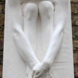 Зліпок тіла людини
